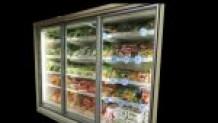 Derin Dondurucu Dikey Dolap (Negatif) için Kapı ve Çerçeve Sistemleri